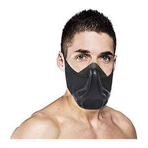 Sulida 24/48 Breathing Resistance Levels  - Best Masks for Working Out: Increase Your Lung Capacity