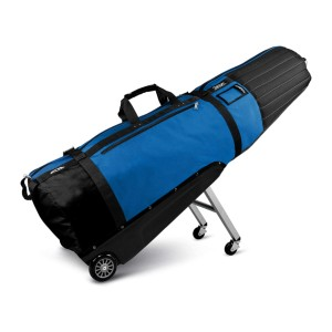 Sun Mountain ClubGlider Meridian - Best Golf Travel Bags for Airlines: Pivoting Caster Wheels