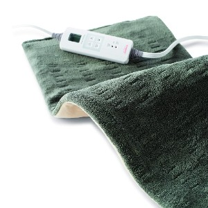 Sunbeam Heating Pad for Fast Pain Relief - Best Gift for Pregnant Wife Birthday: Get relief fast
