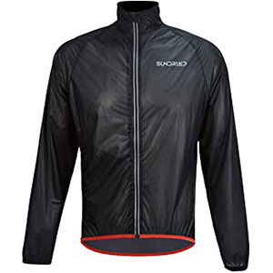 Sundried Running Rain Jacket - Best Rain Jackets for Running: Looks Great and Perform Perfectly Well