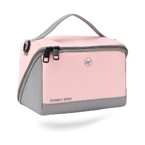 Sunny Bird Thermal Insulated Lunch Bag - Best Lunch Boxes Insulated: Ultimate Performance and Durable