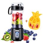 10 Recommendations: Best Portable Blender (Oct  2020): Just charge and go