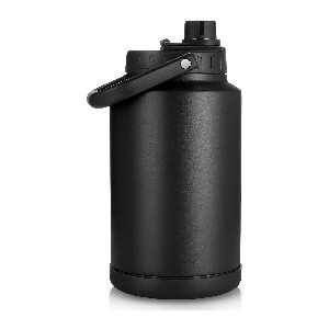 Sursip Vacuum Insulated Water Jug - Best Water Jugs for Sports: Jug with Vacuum Thermo-Insulated Design