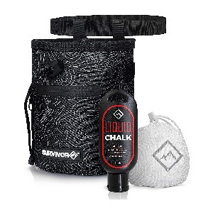Survivor Chalk Bag - Best Chalk Bags: No Need to Worry about Your Belongings