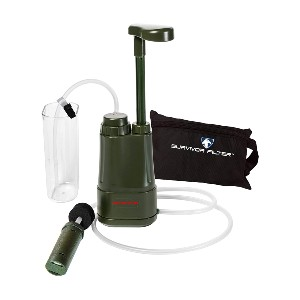 Survivor Filter Pro  - Best Water Filtration for Backpacking: Independently Tested in the USA