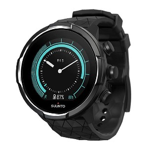 Suunto 9 Baro GPS Sports Watch - Best Mud Resistant Watches: Tracks your exercise
