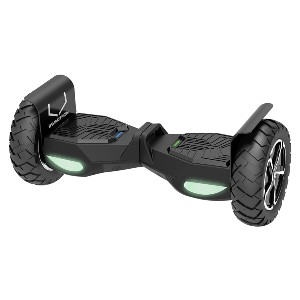 Swagtron Swagboard Outlaw T6 Off-Road Hoverboard  - Best Hoverboard for 12 Year Old: Can carry up to 420 pounds