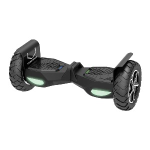 Swagtron Swagboard Outlaw T6 Off-Road Hoverboard  - Best Hoverboard for Beginners: Riders of all shapes and sizes