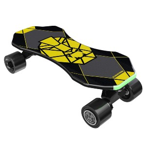 Swagtron Electric Skateboard for Kids - Best Electric Skateboard: Safety Skateboard for Kids
