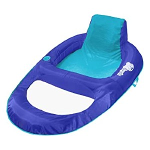 SwimWays Spring Float Recliner XL  - Best Floats for Adults: Durable swim lounger