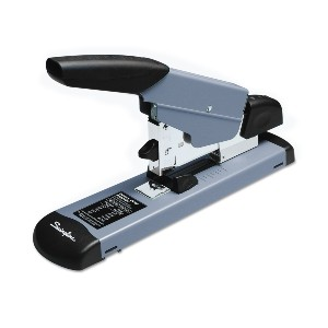 Swingline S7039005 - Best Staplers for Office: Precision Staple Alignment Guide Also Included