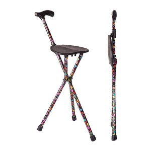 Switch Sticks Walking Cane with Seat - Best Cane for Seniors: It reduces hand fatigue