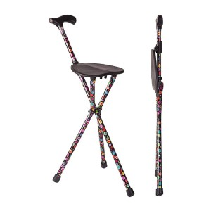 Switch Sticks Folding Walking Cane  - Best Cane for Heavy Person: For shorter users