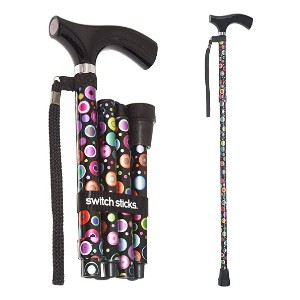 Switch Sticks Walking Cane - Best Cane for Arthritic Knees: No more bending or slouching