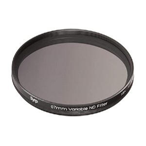 Syrp 67mm 9-Stop Variable ND Filter  - Best ND Filters for Video: You get a lot