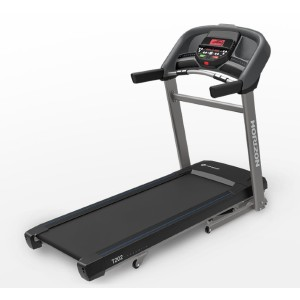 Horizon Fitness T202  - Best Treadmills Under $1000: Quickly Shift Speed and Incline with One-Touch Keys