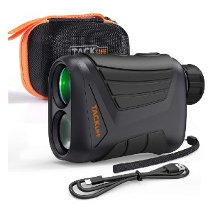 TACKLIFE Laser Range Finder  - Best Rangefinder Under $200: Measure Up to Longer Distance of 900 Yards