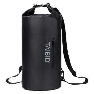 TAIBID Waterproof Dry Bag - Best Waterproof Backpack for Fishing: Lightweight and Durable
