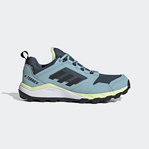 ADIDAS TERREX AGRAVIC TR  - Best Waterproof Shoes for Nurses: Lace Closure for Secure Fit