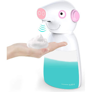 TEUMI 330ML  - Best Hand Sanitizer Dispenser: Wide Compatibility and Easy to Clean