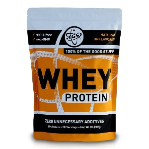 TGS 100% Whey Protein Powder - Best Unflavored Protein Powder: Unflavored and Unsweetened Protein Powder