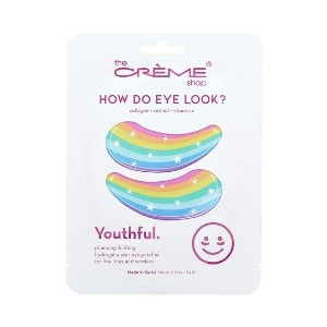 The Creme Shop HOW DO EYE LOOK? - Best Wrinkle Patches: Plumps and Firms Skin