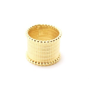 omi woods The Ile Ife Ring - Best Jewelry Gifts for Valentine's Day:  Solo or team? You decide!