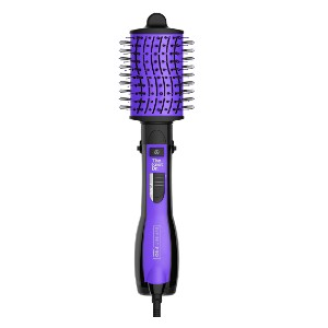 INFINITIPRO BY CONAIR THE KNOT DR.® ALL-IN-ONE DRYER BRUSH - Best Hair Dryer with Brush: Ionic Technology for Less Frizz