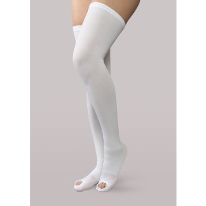 Therafirm Anti-Embolism - Best Thigh High Compression Socks: Often Physician Recommended