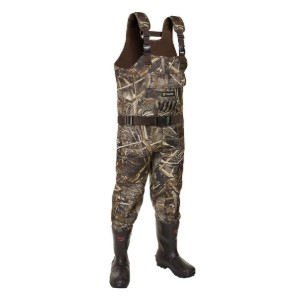 TideWe Realtree MAX5 Camo - Best Chest Waders for Duck Hunting: Solid and durable material