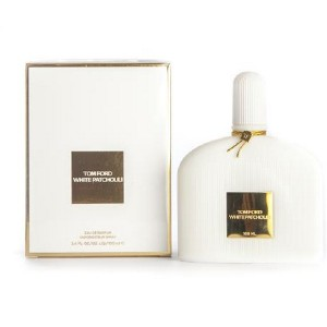 TOM FORD WHITE PATCHOULI 3.4 EDP SP FOR WOMEN - Best Perfume with Patchouli: Elegant in a clean white and gold