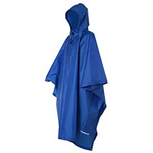 TOMSHOO Rain Poncho 3-in-1 Multifunctional - Best Raincoats for Hiking: Your journey becomes simpler with this product