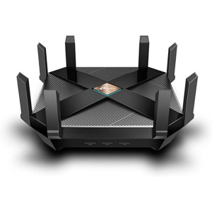TP-Link Archer AX6000 - Best Wi-Fi Router High Speed: For fiber-optic internet connection