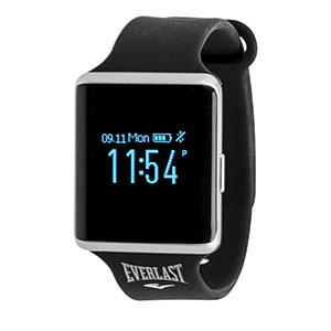 Everlast TR10 Smart Fitness Tracker Watch - Best Fitness Trackers: Includes Remote Camera Controller for Hands Free Selfies