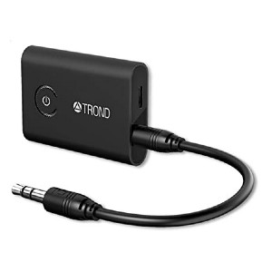 TROND Bluetooth V5.0 Transmitter Receiver - Best Bluetooth Transmitters for TV: Connecting various devices