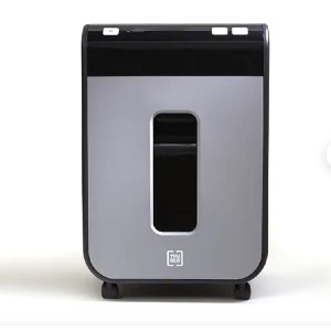 TRU RED TR-NMC122A - Best Paper Shredders for Small Businesses: Easy Mobility with Dual Casters