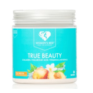 Women's Best TRUE BEAUTY - Best Collagen Powder for Cellulite: Improves Nail Growth and Cellulite
