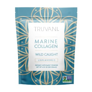 TRUVANI Wild Caught - Best Collagen Powder for Coffee: Supports the Health of Your Skin, Hair, and Joints