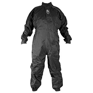 RICHA TYPHOON RAIN OVERALL - Best Raincoat for Motorcycle Riders: Windproof and Fully waterproof PVC rain suit