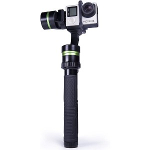 LanParte LA3D-2 3-Axis Handheld Gimbal 360 Pano Function - Best Camera Stabilizers for GoPro: Gimbal Stabilizer with Three Mode