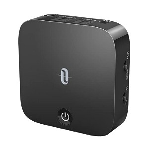 TaoTronics TT-BA09 Bluetooth 5.0 Transmitter/Receiver - Best Bluetooth Receiver for Home Stereo: Enjoy high fidelity audio cable-free