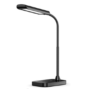 TaoTronics LED Desk Lamp - Best Lamp for Studying: 5 color modes and 7 levels of brightness