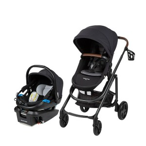 Maxi-Cosi Tayla - Best Stroller Car Seat Combo: The Extra-Large Basket Offers Plenty of Room