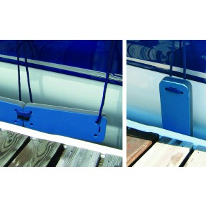 Taylor Made Flat Fenders Boat Fenders - Best Boat Fenders for Docking: Flat Design Prevents Rolling