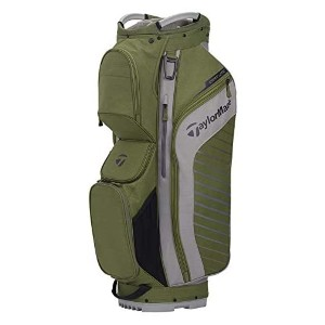 TaylorMade Cart Lite Bag - Best Golf Bags for Push Carts: Extra Front Pocket
