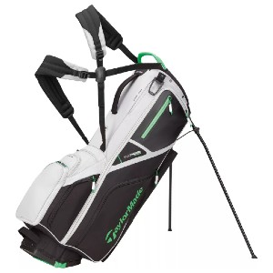 TaylorMade 2021 FlexTech Crossover Stand Bag - Best Golf Bags Stand: Several Pockets