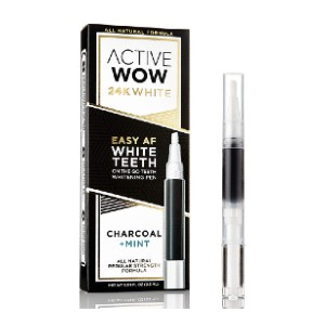 Active Wow Teeth Whitening Pen - Best Teeth Whitening Pen: Perfect Solution for a Pearly-White Smile