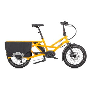 Tern GSD S00 Electric Bike  - Best Electric Bike for Delivery: Packs down to 1/3 its volume