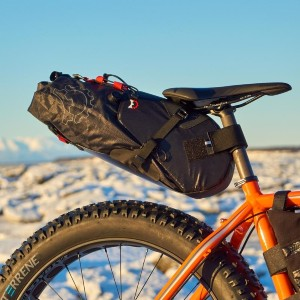 Revelate Designs Terrapin® System 14L  - Best Bicycle Saddle Bag for Touring: Built to last