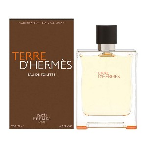 Hermes Terre D'Hermes - Best Perfume for 50 Year Old Man: It matches your stylish outfits